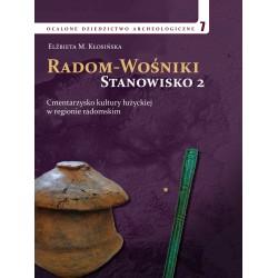 Radom-Wośniki. Cmentarzysko...
